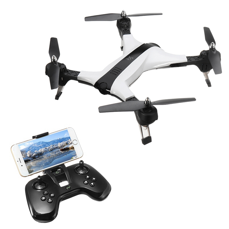 XIANGYU XY017HW WIFI FPV With 2MP Wide Angle Camera High Hold Mode Foldable Arm RC Drone Quadcopter Helicopter VS VISUO XS809HW