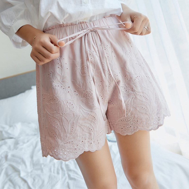 137195cc 100% algodón calzoncillos Mujer Pantalones cortos de seguridad mujer ropa  interior algodón 1050