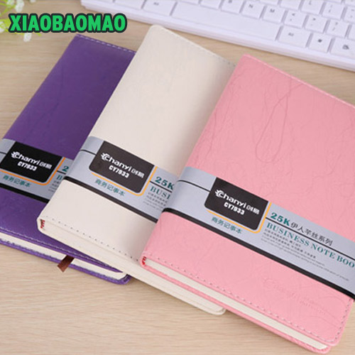 Color Business Creative Notebook Vintage Pu Leather Men / Women Personal Diary Planner Notepad Filofax Office Supplies a5 retro scrub leather notebook filofax business notebook personal creative notebook office portable stationery supplies