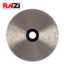 Непрерывные кружки raizi 4 дюйма/100 мм для гранита мрамора