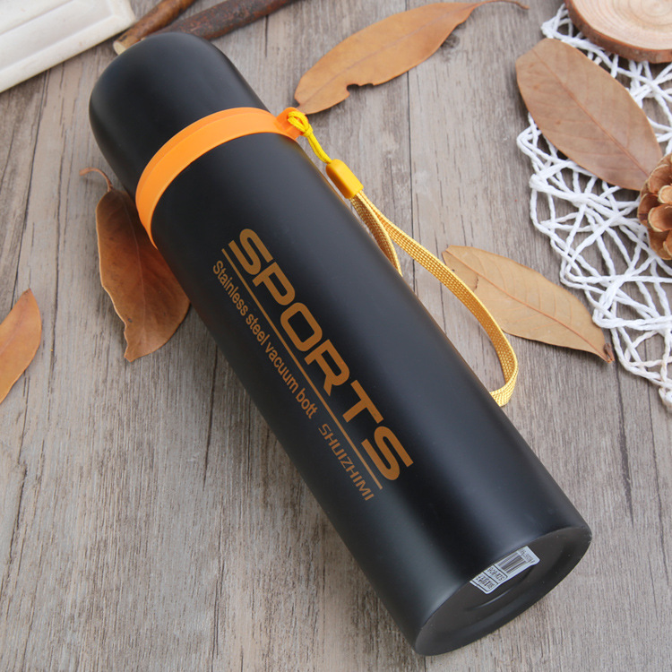 HTB1GuRbbk9E3KVjSZFGq6A19XXan 300Ml 480ML Hot Water Thermos Tea Vacuum Flask With Filter Stainless Steel Sport Thermal Cup Coffee Tea Bottle Office Business