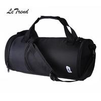 Letrend Large Capacity Leisure Travel Bag Luggage Men Single Shoulder Bags Men's Handbags Women Trolley Suitcases
