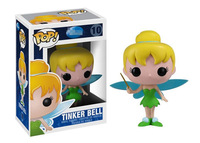 FUNKO POP Official TinkerBell Fairies Beauty Tinker Bell Vinyl Action Figure Collectible Model Toy with Original box