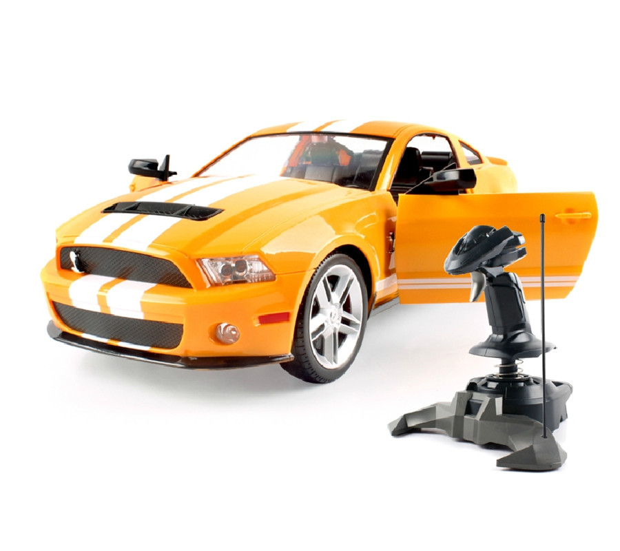 Licensed 1 14 Ford Mustang Rc Car Remote Control Toys With Package Box