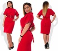 2017 new 5XL 6XL large Size ladies summer Formal dress Big Size Casual red black dress dress up lady clothes Vestidos