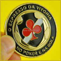 JZ-083 Diameter 40MM,Card Protector, Texas Holdem Accessories,  NO POKER