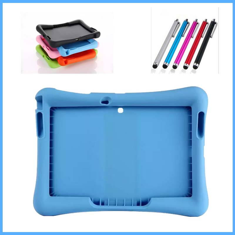 New Soft Case For Samsung Galaxy Tab S 10.5 T800 T805c Kids shockproof Silicon case cover For Samsung Galaxy Tab S 10.5