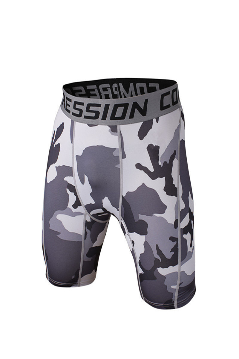2019 Bathing <font><b>Shorts</b></font> Men's Tight Training <font><b>phantom</b></font> <font><b>Shorts</b></font> men swiming wicking and quick-drying running camouflage <font><b>shorts</b></font> Tights image