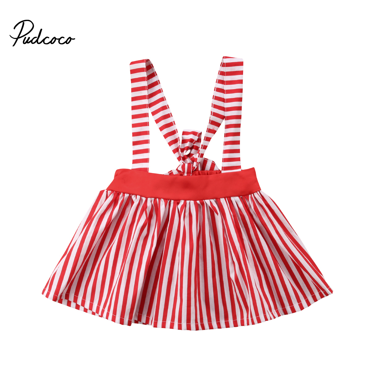 9ba4b348c Buy suspender stripe skirt and get free shipping on AliExpress.com