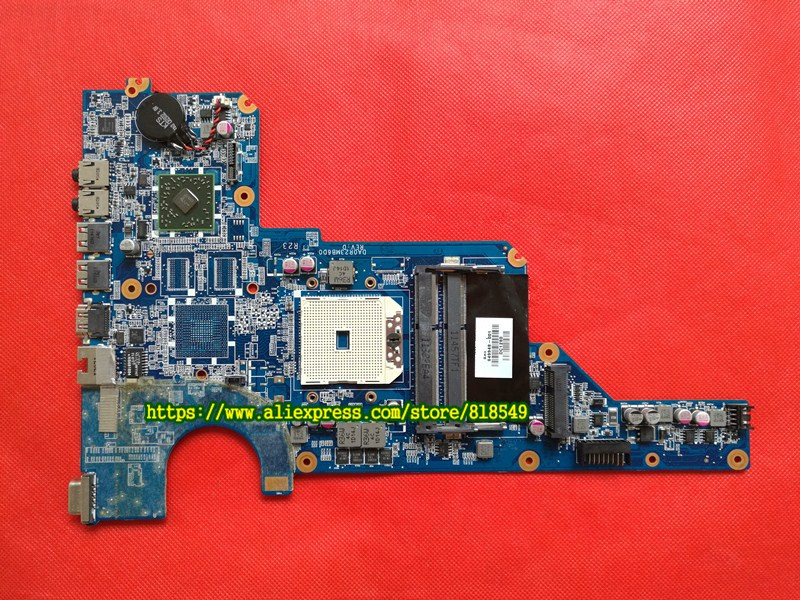 Original 649948-001 Fit For HP Pavilion G7 G6 G4 serise motherboard DA0R23MB6D1 DA0R23MB6D0 REV:D 100% Tested marco catoni towards understanding plant virus interactions