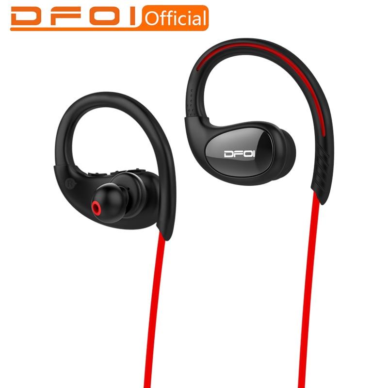 DFOI bluetooth earphones headphones with microphone bluetooth headphones wireless earphones waterproof headphones headset headphones