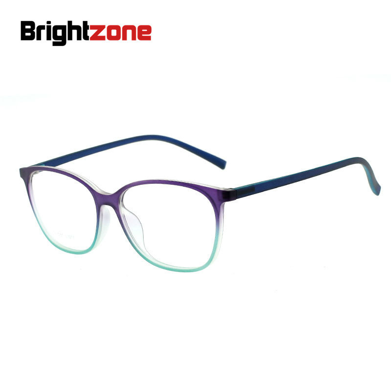 US $17 87 21% OFF|Brightzone Superb Quality TR90 Round Spectacle Frame  Myopia Optician Advise Optical Glasses Eyeglasses Gafas Retro Oculus  Miopia-in