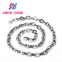 Surgical Steel Chain Dubai New Gold Hip Hop Chain Design For Men And Girls