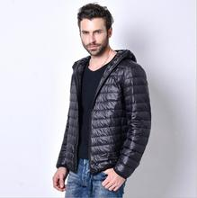 2017 winter men Cotton Jackets Parkas top coats man Outerwear