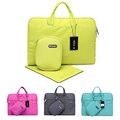 GEARMAX Bolsa Feminia Laptop Sleeve для Macbook Dell HP Lenovo Samsung Acer Asus 11 13 15 дюймов Женщины Сумка с Сумка Для Аксессуаров