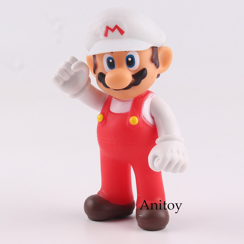 Toys & Hobbies Helpful Super Mario Bros Boo Ghost Pvc Action Figures Figurines Collectibles Dolls 7cm Mini Kids Baby Toys Gift