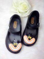 Сандалии для девочек Дети Обувь для девочек обуви Лето 2017 г. детей Сандалии для девочек мультфильм милый для маленьких девочек непромокаемы...