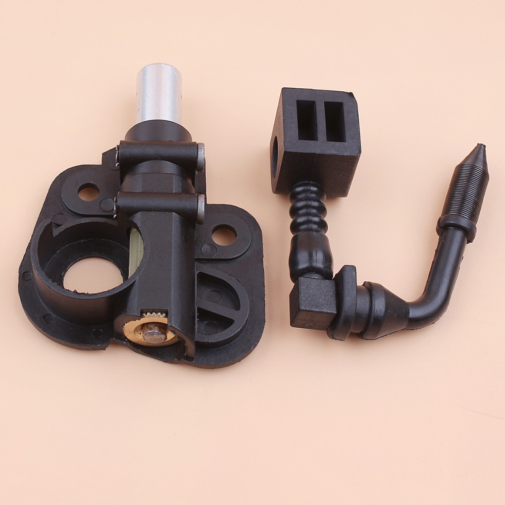 Купить с кэшбэком OIL PUMP FOR PARTNER 350 351 352 370 371 390 20X Chainsaw
