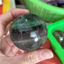 1 шт флюорит сферы Красочные Флюорит сферы шары