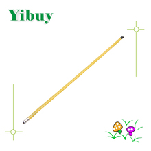 Yibuy Black 460mm Length 9mm Dia Double Style Guitar Truss Rod for Guitar