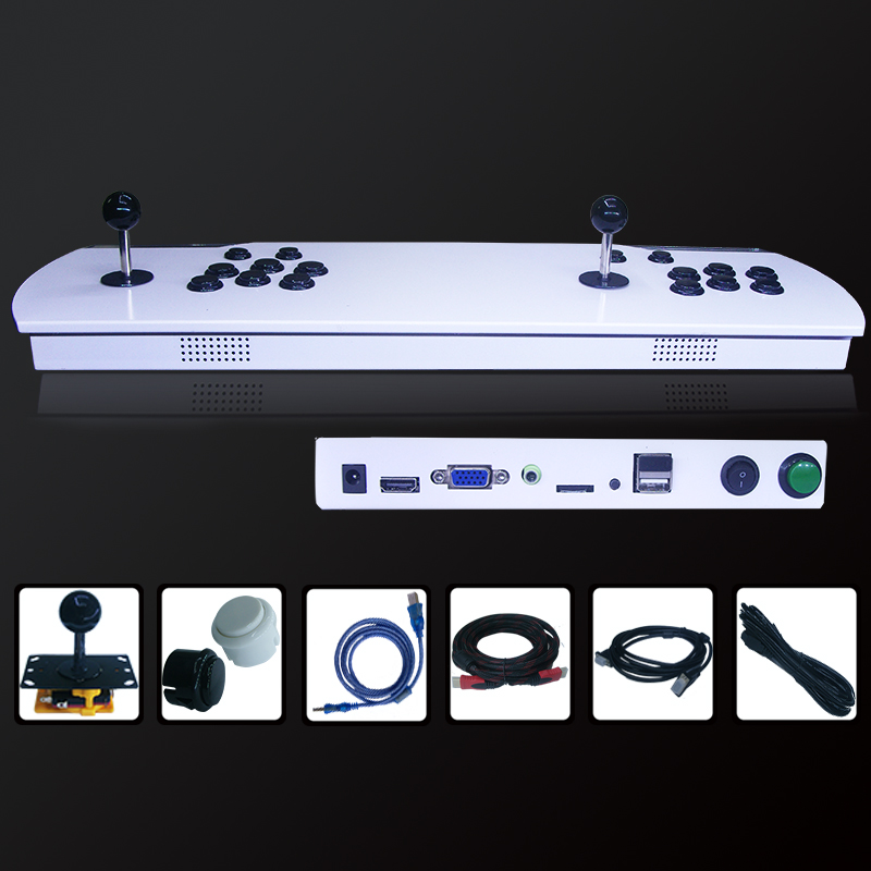 1399 in 1 Arcade Game Console with Pandora Box 6S Games Kit with full sanwa Joystick Button TV Jamma Game Board 1