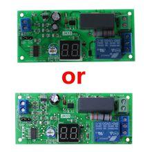 AC220V таймер задержки выключения доска 0 секунд-99 минут задержки релейный модуль