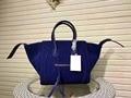 2016 Classic Luxury Phantom Smiley bag Cowhide+Nubuck Leather Tassel Designer Fashion Bags Handbags Women Famous Brands Bag 30cm