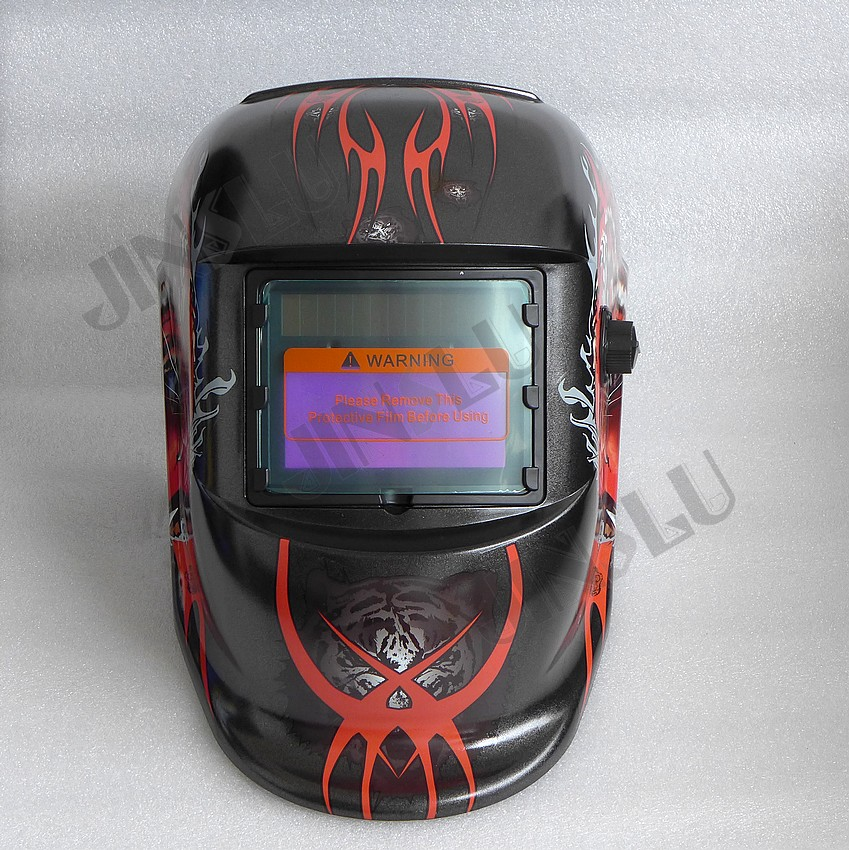 2 in 1 Grind and Weld Welding Helmet Solar Auto Darkening Welding Mask Welding Glass Welder Cap TIG MIG MAG MMA Welder Tiger auto darkening solar welder helmet welders electric welding mask with grind mode face protect cap for weldering