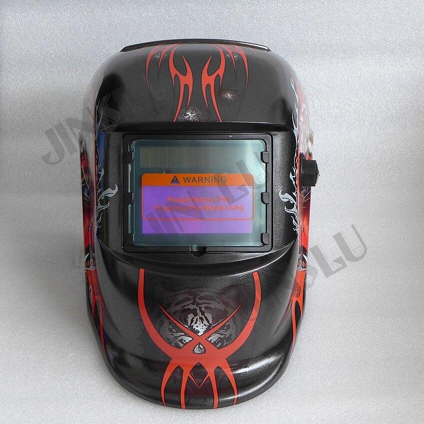 2 in 1 Grind and Weld Welding Helmet Solar Auto Darkening