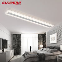 Modern Acrylic Led Ceiling Lights Ultra thin lamp luminaire plafonnier Bedroom Foyer Dining room lustre led ceiling lamp