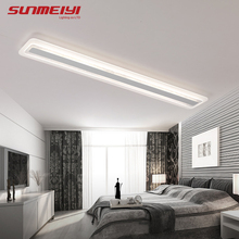 Modern Acrylic Led Ceiling Lights Ultra-thin lamp luminaire plafonnier Bedroom Foyer Dining room lustre led ceiling
