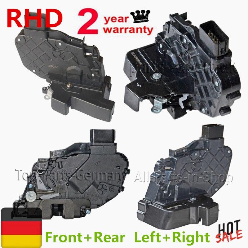 RHD Front Rear Left Right Door Lock Mechanism For Range Rover Sport EVOQUE Discovey MK3 MK4 Freelander 2 LR071650 LR003436