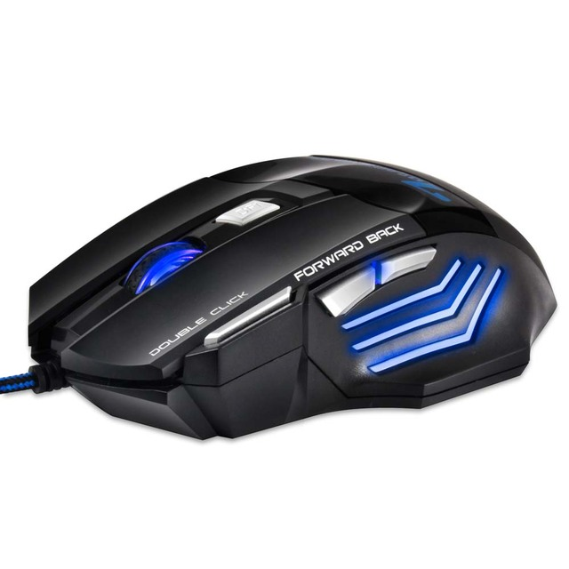 Professional fortnite Wired Gaming Mouse 5