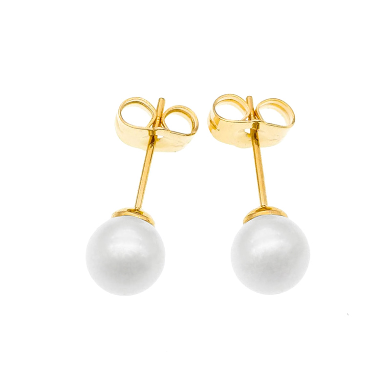 Pearl Earring Stud Earrings For Women Bijoux Gold Ear Brinco Ouro - Fashion Jewelry - Photo 6
