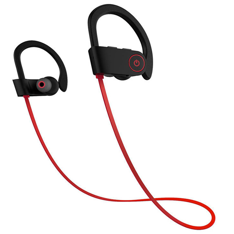 Bluetooth Wireless Headphones Hybrid In Ear Earphone HIFI DJ Monitor Running Sport Earphones Earplug Headset Earbud Two Colors faaeal earphone in ear hifi headphones diy monitor dj headset alloy tune headset 64ohm hi fi earbuds earphones for phone mp3 pc