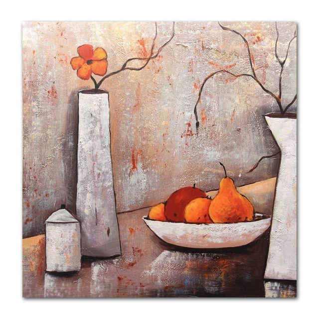 High Quality Pure Hand Painted Mural Painting Decorative Free Shipping Hiness Kitchen