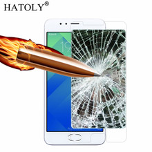 2PCS Screen Protector Glass For Meizu M5S Tempered Meilan 5S Phone Film 5.2 HATOLY
