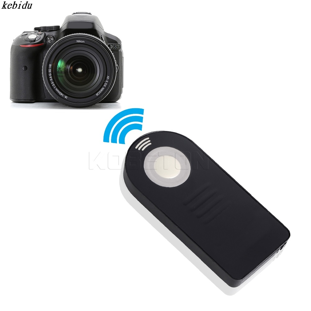 Kebidu 1pc Digital Bluetooth Ir Wireless Infrared Shutter