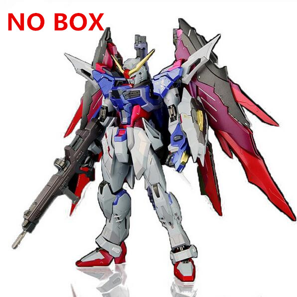 ФОТО Brand Dragon Momoko Anime 1/100 MG Gundam Model Destiny Gundam ZGMF-X42S Action Figure Robot Collecion Toys