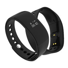 V66 Smart Band Blood Pressure Monitor  Activity Tracker Smartwatch Waterproof Sport Bracelet Bluetooth OLED Support SMS Call