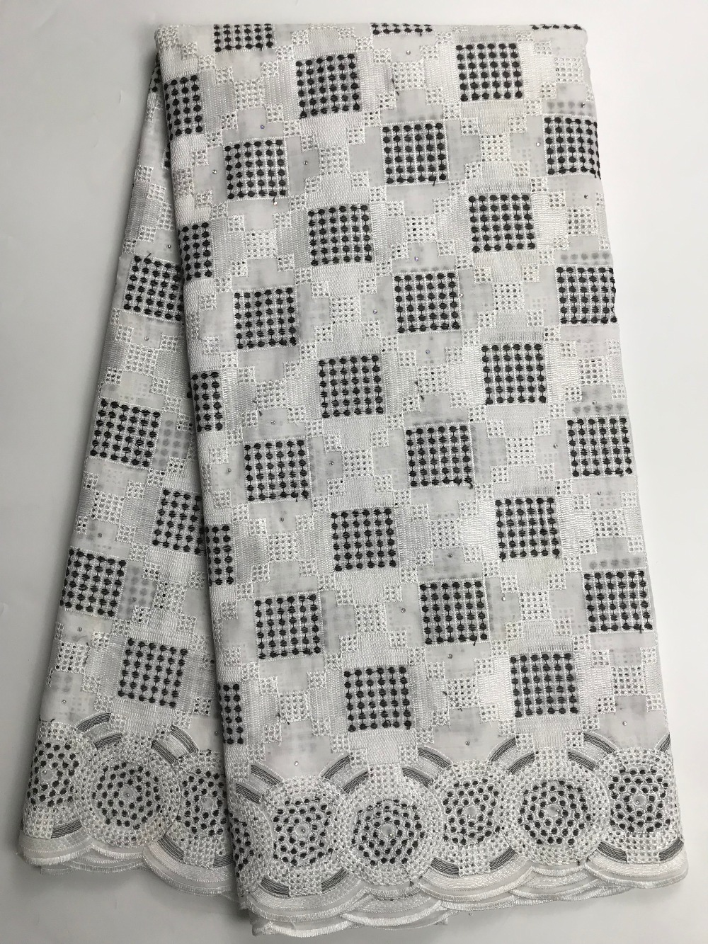 African Cotton Swiss Voile Lace Fabric 2019 High Quality Stones Swiss Voile Lace In Switzerland Cotton Lace FabricAfrican Cotton Swiss Voile Lace Fabric 2019 High Quality Stones Swiss Voile Lace In Switzerland Cotton Lace Fabric