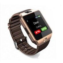 DZ09 Relógio inteligente de Pulso Digital com Homens Eletrônicos Bluetooth Esporte Smartwatch Para iPhone Huawei Android Telefone Do Cartão SIM