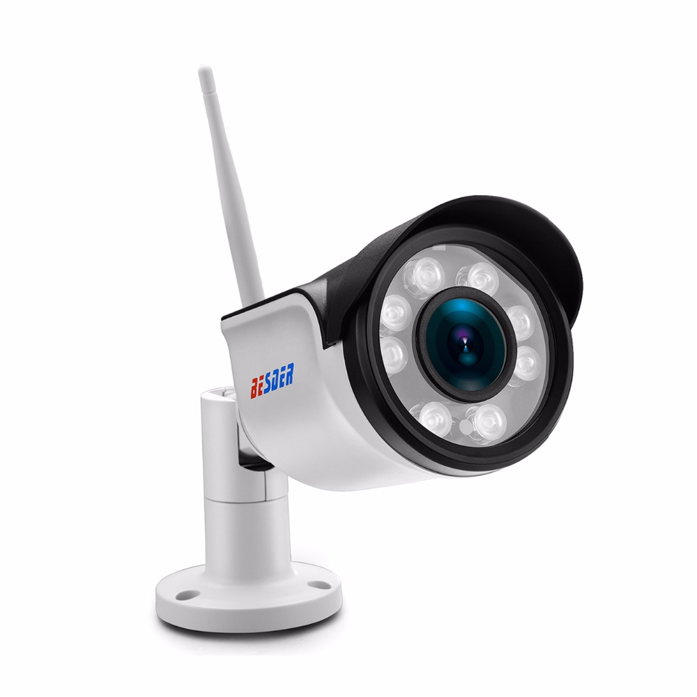 BESDER 1080P Auto Zoom 2 8mm 12mm Lens WiFi CCTV Security IP Camera HI3516C SONY IMX323