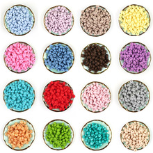 *  200pcs Food Grade Silicone Beads Pearls Rodents Baby Teething Toys Mom Nursing DIY Baby Teethers Necklace Free Shipping
