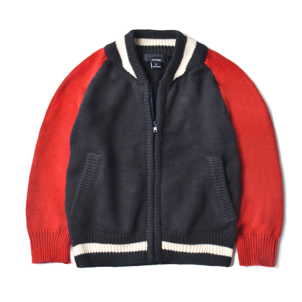 YY-942 Spring Autumn Kids Sweater Baby Boys Girls Long Sleeve Knitted Cardigan Sweater Kids 2-8T Fight color Cotton Outer Wear цена 2017