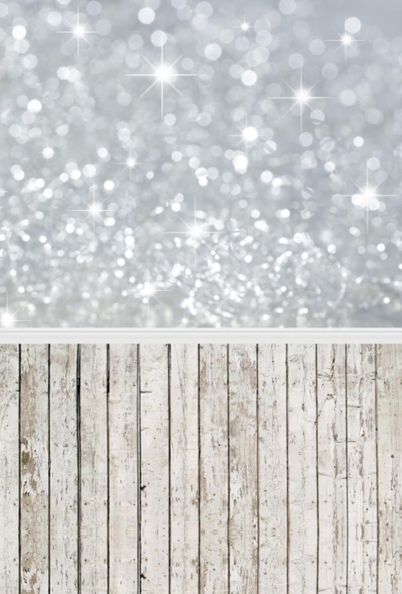 HUAYI Blurred Christmas glitter vintage lights photography background photoshoot Backdrop D-9953 huayi background art fabric customize blue wood planks photography backdrop photos newborn backdrop d 5721