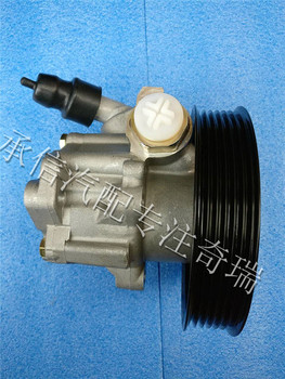 Steering power pump assembly for chery TIGGO 481B 1.6 mechanical Supercharged ENGINE T11-3407010BG