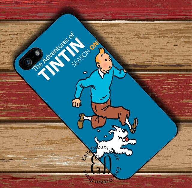 coque iphone 6 tintin