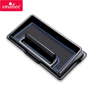 Image 5 - Car Dashboard storage box for Suzuki Jimny 2019 2020 Interior Accessories Multifunction Non slip Phone Stand Console Tidying