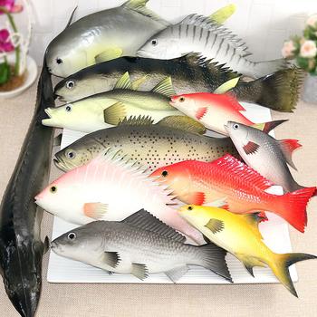 050 symulowany model ryby fałszywe ryby saury turbot gruba ryba trawa karpia tanie i dobre opinie 1 pc Mieszanina Z tworzywa sztucznego as detail Zhejiang China (Mainland) opp bag